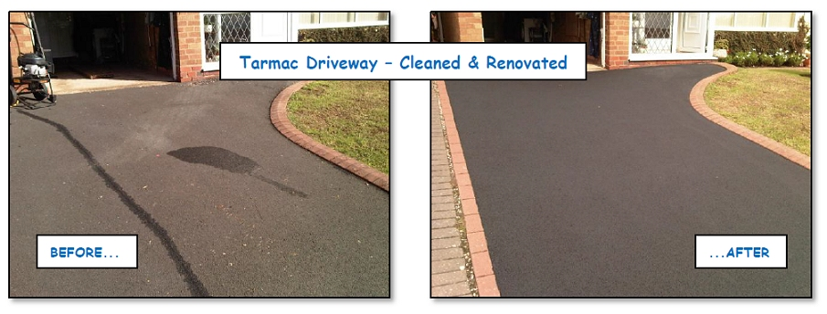 Driveway Amp Patio Cleaning Worcestershire And Warwickshire