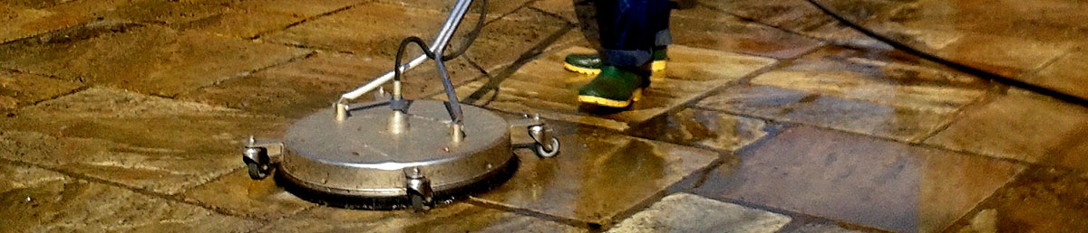 Pressure washing Worcester and Warwickshire