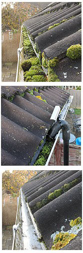 Gutter clearing Stratford upon Avon